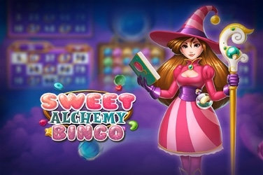 Sweet Alchemy Bingo