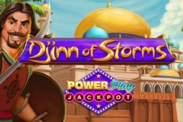 Djinn of Storms: PowerPlay Jackpot