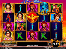 3 Genie Wishes Slot - Free to Play Demo Version