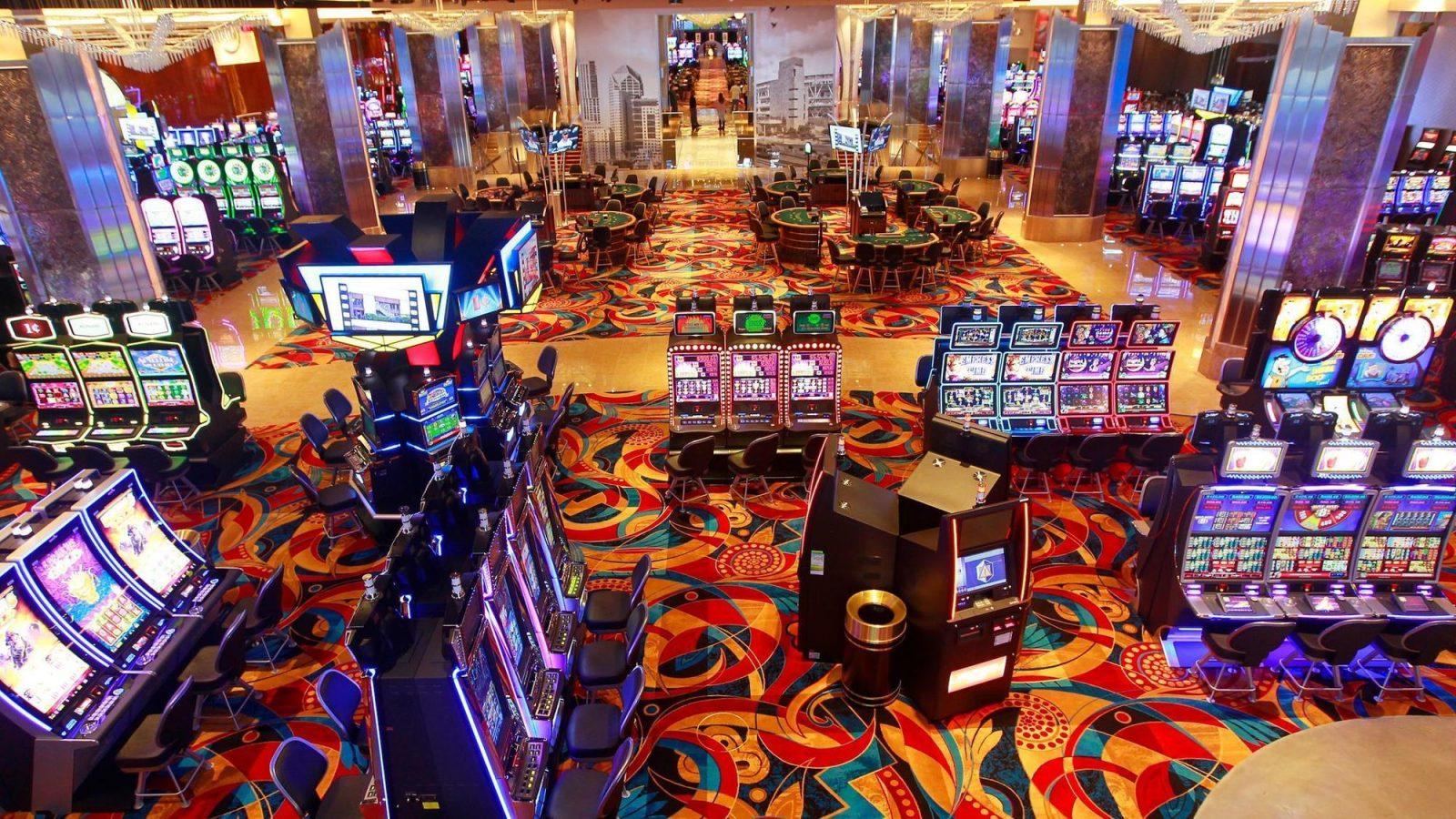 Casino as Authorities jackpot?