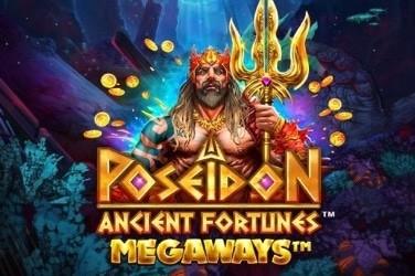 Ancient Fortunes Poseidon Megaways