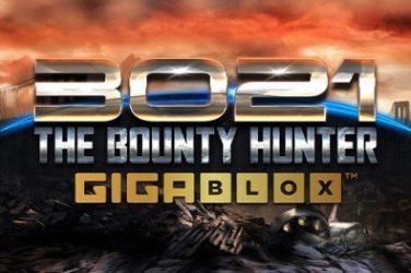 3021 The Bounty Hunter Gigablox
